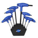 Park Tool PH1 Hex Wrench Set P-Handled 2-10 (8)