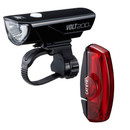 Cateye Volt 200 And Rapid X Rechargeable Light Set