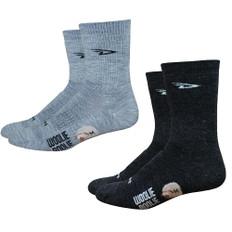 DeFeet Woolie Boolie 2 Socks 4 Inch Cuff