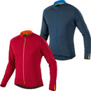 Mavic Aksium Thermo Long Sleeve Jersey 2015