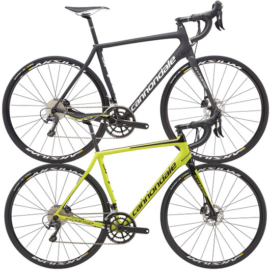 Cannondale Synapse Sm Ultegra Disc Road Bike 2016 Sigma
