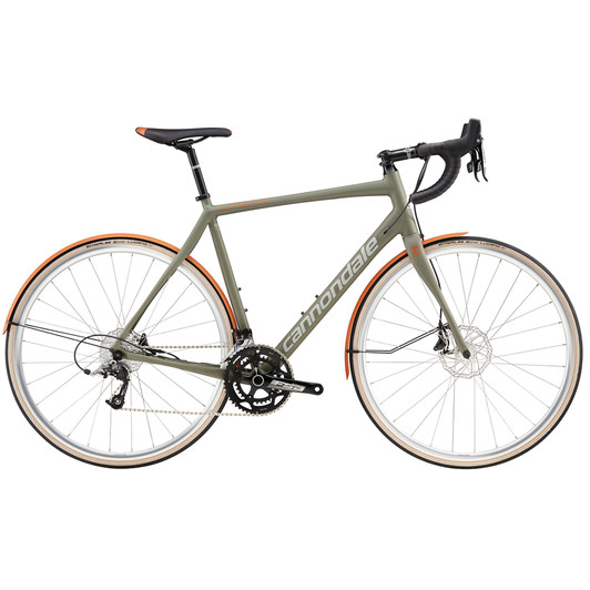 Cannondale Synapse Disc Adventure Road Bike 2016