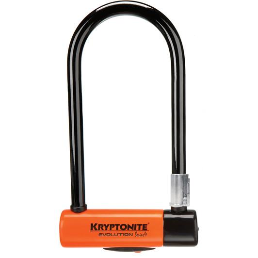 kryptonite evolution series 4 u lock with flexframe bracket sigma sport. Black Bedroom Furniture Sets. Home Design Ideas