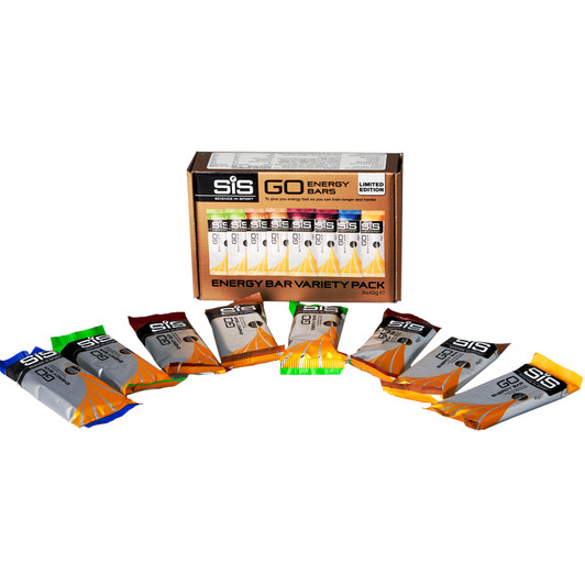 Science In Sport GO Bar Variety 8 Pack