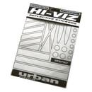 Respro Hi-Viz Plain Sticker Kit