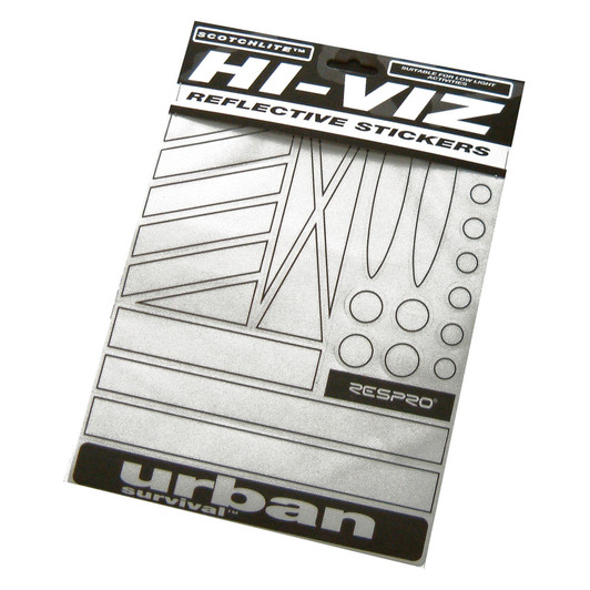 Respro Hi-Viz Plain Sticker Kit